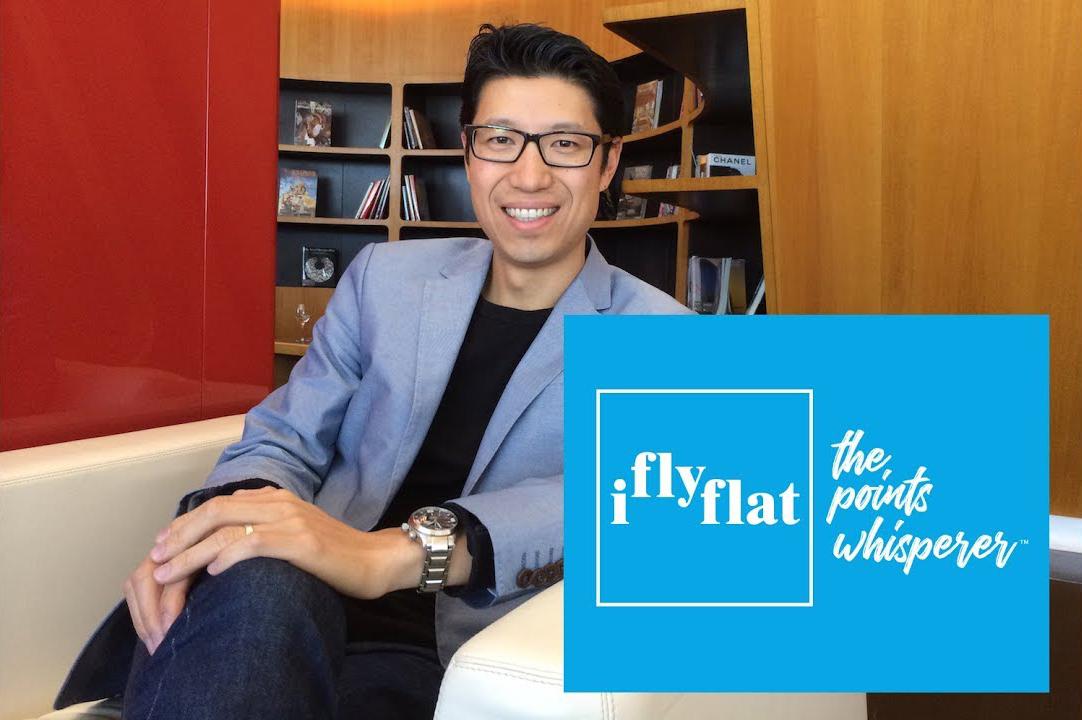 Steve Hui from iFly Flat. (iFly Flat)