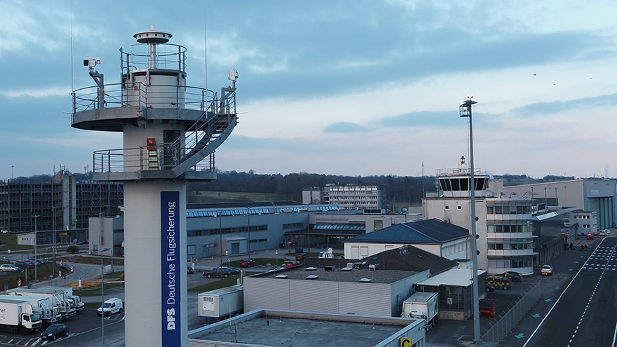 Frequentis Remote Virtual Tower in Germany (Frequentis)