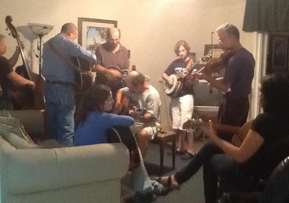 Bluegrass Music in Israel