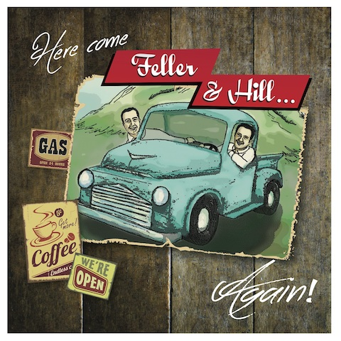 Feller and Hill Release their Second Album