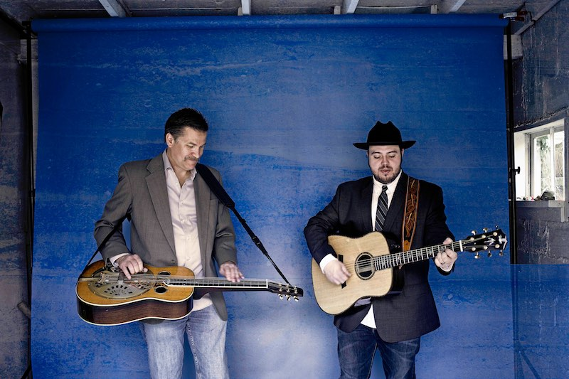 Rob Ickes and Trey Hensley Tour Dates