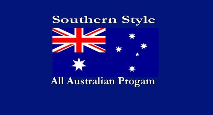 All Australian Show On Southern Style