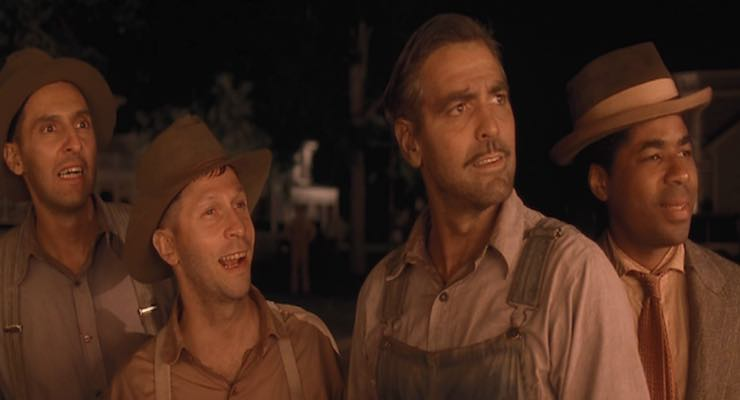 Oh Brother Where Art Thou?