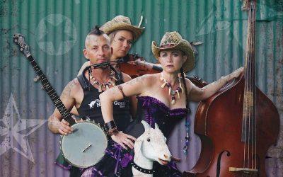 Hillbilly Goats on Tour