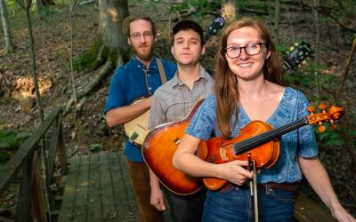 Big Possum Stringband on Southern Style