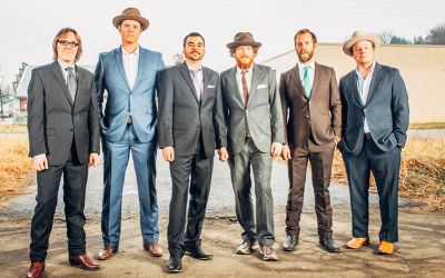 Steep Canyon Rangers to Release Arm in Arm Oct 16