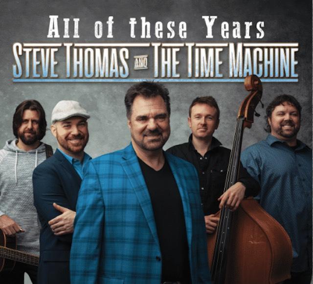 Steve Thomas New Release