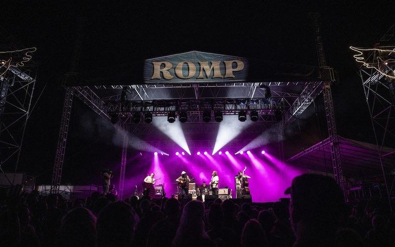 ROMP Festival Postponed