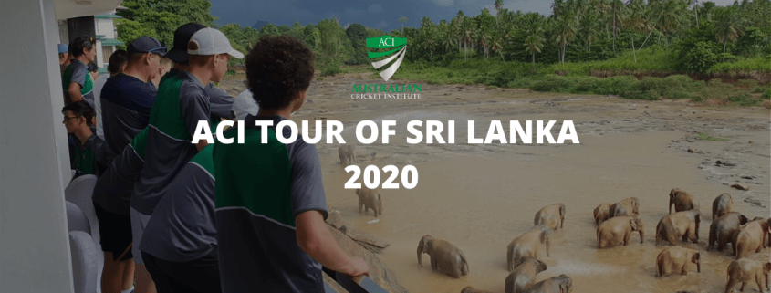 ACI TOUR OF SRI LANKA 2020
