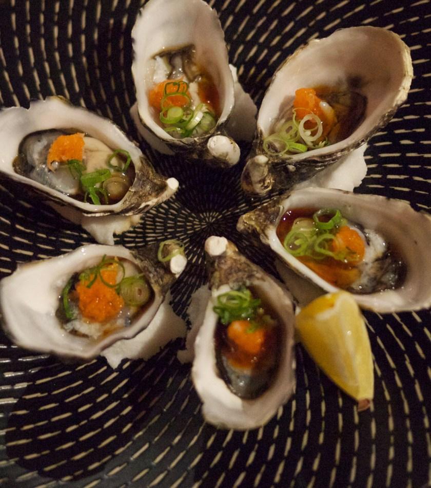 Kaki Sashimi Australian Dining Guide