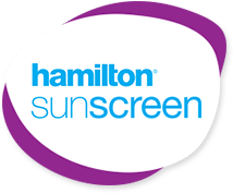 Hamilton Sunscreen logo