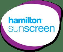 Hamilton Sunscreen Fundraiser Logo