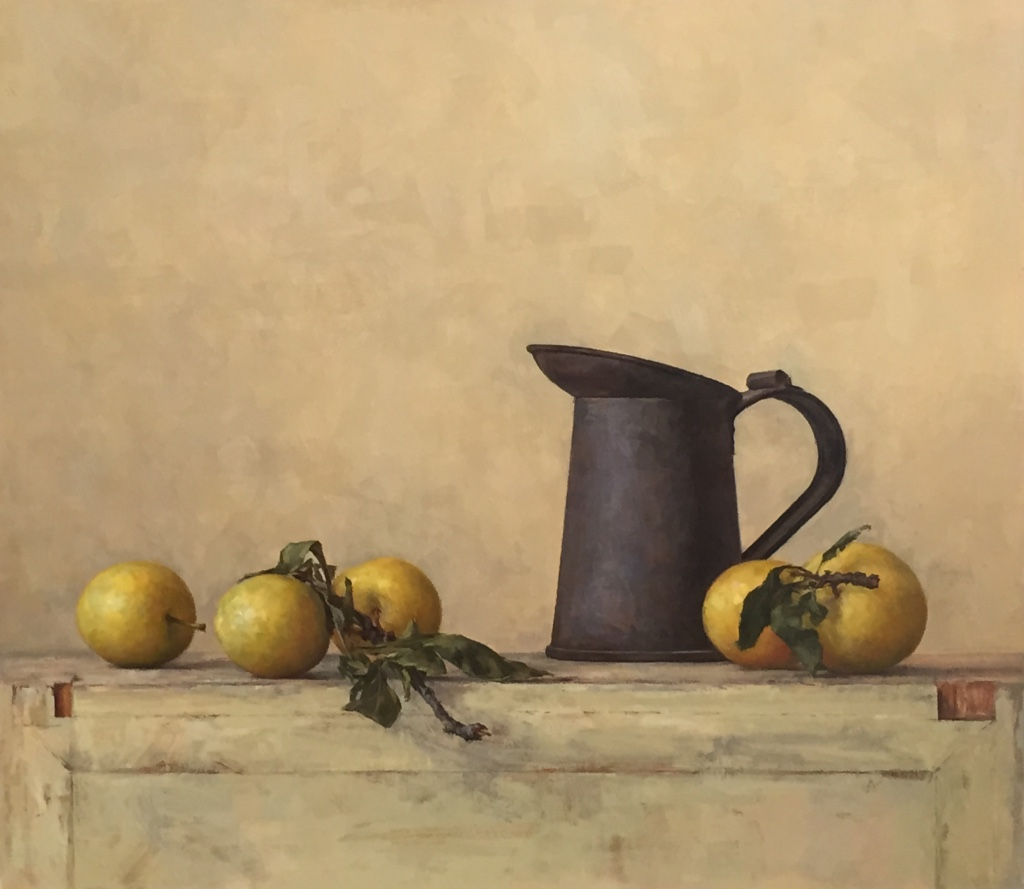 Still Life Oil Painting Workshop With Andrea J Smith