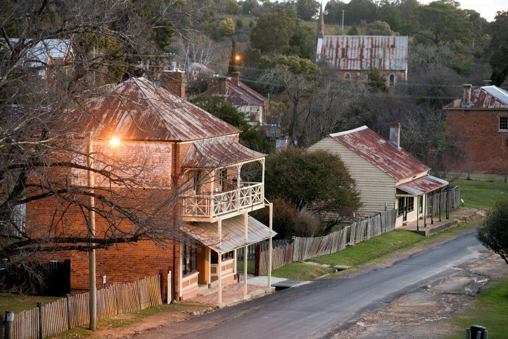 hill end nsw