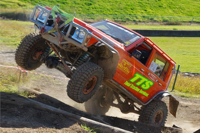 4WD race