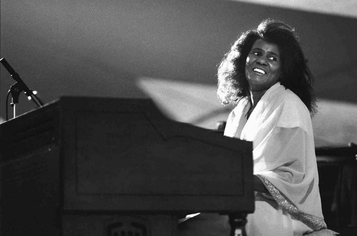 The spirit of Alice Coltrane graces Melbourne