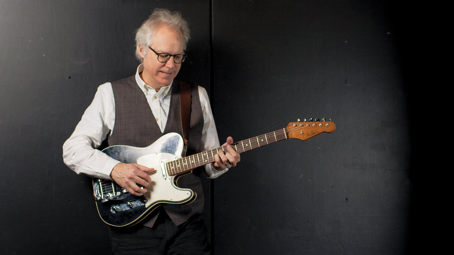Bill Frisell: 'my own true voice is the guitar'