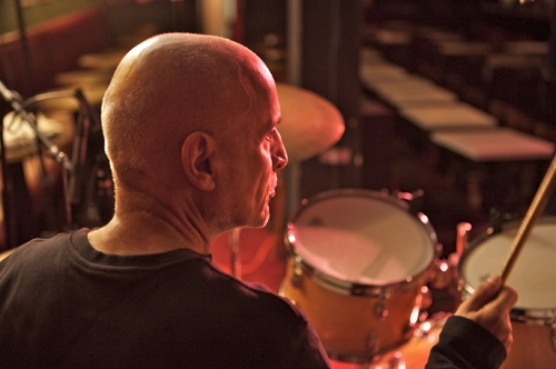 Motian live at the Village Vanguard in 2006 | photo © John Lewis