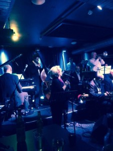 Evan Lohning Jazz Orchestra with Susan Gai Dowling | photo by Sam Cottrell