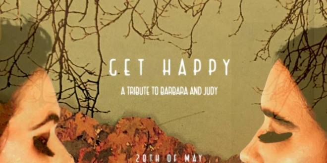 Review: Get Happy – Kelsey James and Georgie Darvidis @ the Paris Cat Jazz Club