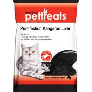 Purr-fection Cat Kangaroo Liver