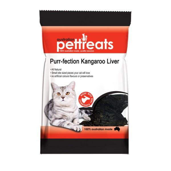 Purr-fection Kangaroo Liver 60g