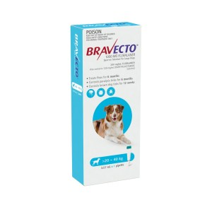 Bravecto Large Dog Spot-one