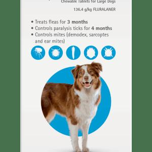 Bravecto Chew 20-40kg