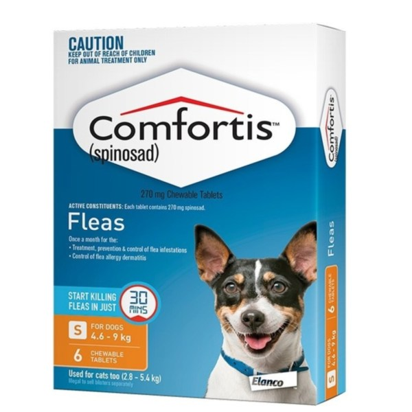 Comfortis Small Dog 6 Pack
