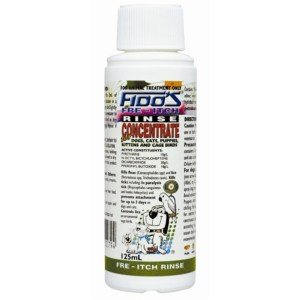 Fido's Fre-Itch Rinse Concentrate 120ml