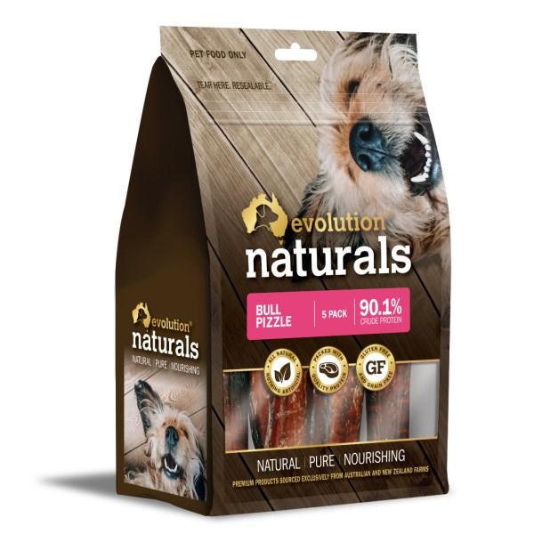 Naturals Bull Pizzle 5 Pack