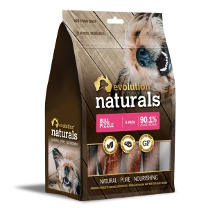 Naturals Bull Pizzle 5 Pack