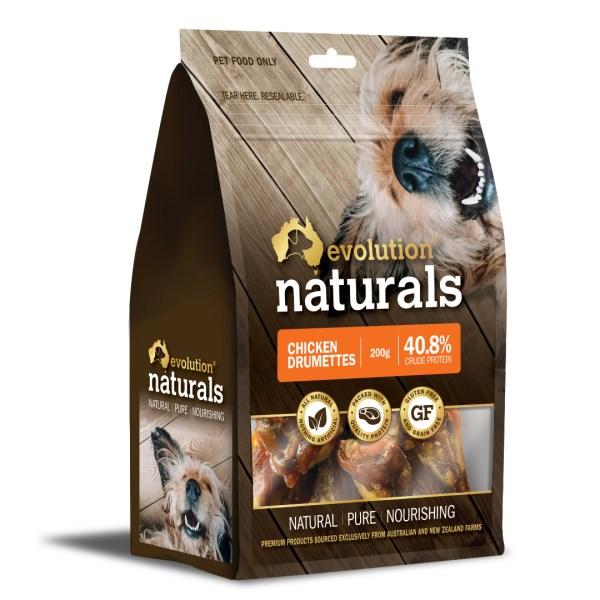 Naturals Chicken Drumettes 200g