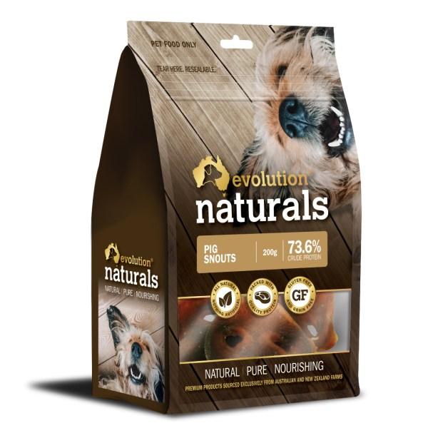 Naturals Pig Snouts 200g