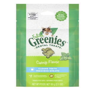 Greenies Catnip