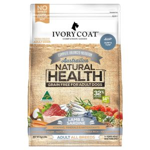 Ivory Coat Lamb & Sardine 2kg