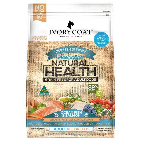 Ivory Coat Ocean Fish & Salmon 2kg