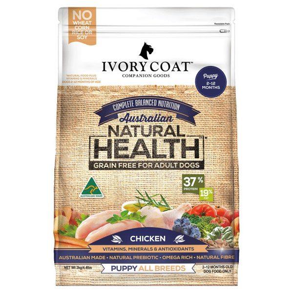 Ivory Coat Puppy Chicken 2kg
