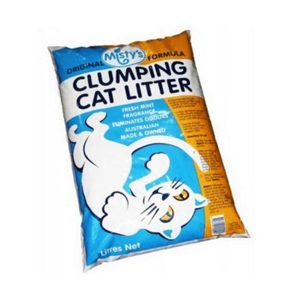 Misty's Clumping Litter
