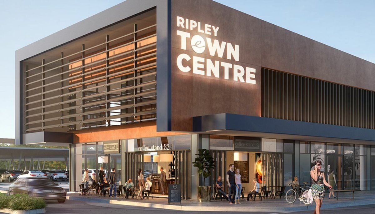 Ripley Town Centre At The Heart of Development | The Researcher