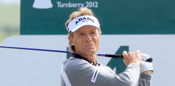 Bernhard Langer featured
