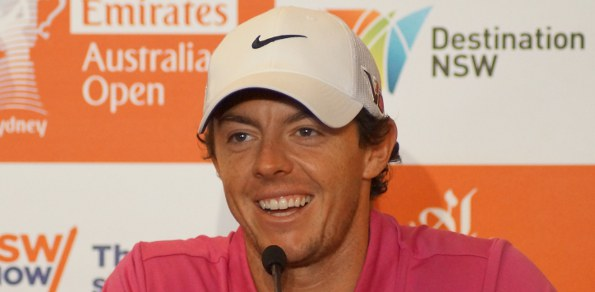 Adam and Rory ready to delight Sydney golf fans