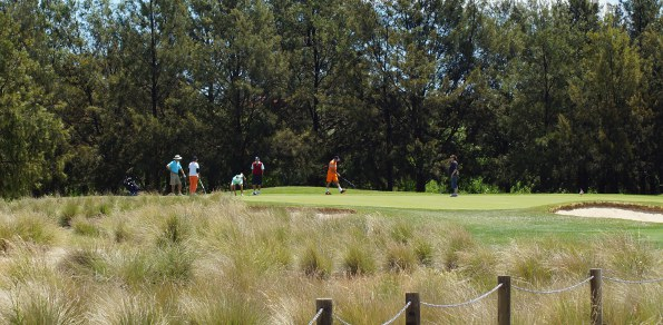 Encouraging signs for Australian golf industry says latest national report