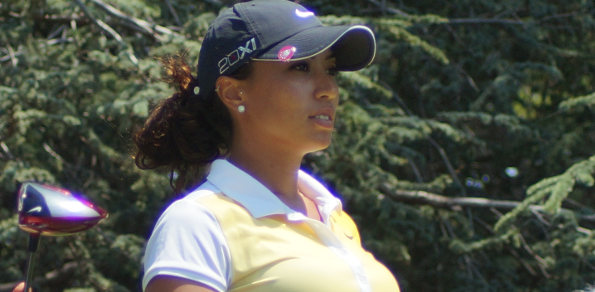 Cheyenne Woods a class act