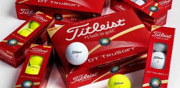 Titleist DT_TruSoft