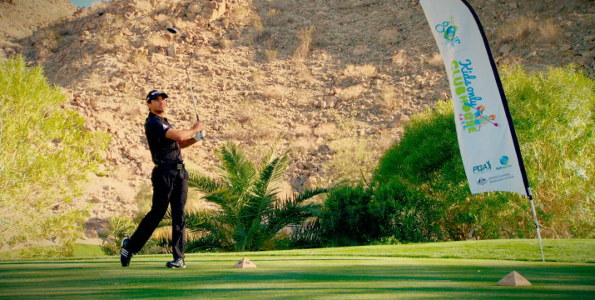 Jason Day gives back to Aussie golf as MyGolf ambassador