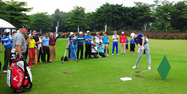 Golf: The Art of the Long Drive