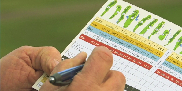 Australian golfers now need to register to view handicap details