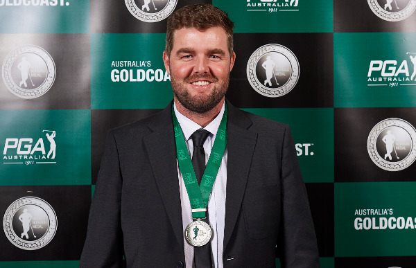 "Leishman wins Greg Norman Medal; Mercer and Earp elevated to ""Immortal"" status"