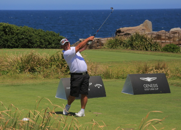 Scott tops over 100,000 other Aussie club golfers to take the 2017 Genesis Golf Link Cup